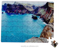 A4 sublimation blank jigsaw puzzle