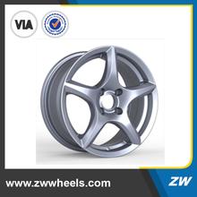 Zw-p709 auto di alta qualità cerchi in lega cerchi per vendita 19 pollici
