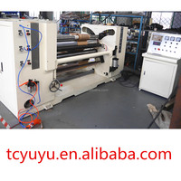 YU-501 kraft paper slitter rewinder machinery attractive in price and quality
