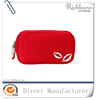 fashion design chevron makeup bag made in China