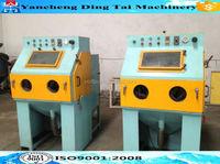 Industry used auto sand blasting machine/portable sand blasting machine for rust cleaning