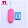 MP3 Shape Wireless Remote Vibrator Vibrating Eggs japanese hot girl Bullet Jump Massager Female Hot