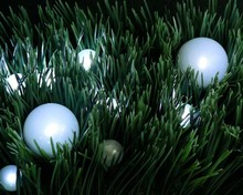 Garden Glass Lighted Fairy Firefly Micro Mini Led Battery Magic Light Ball