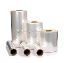 Sealing use film printable POF material heat shrink film type