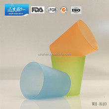 Promotional disposable pp cup plastic pp cup