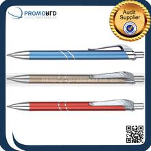 High quality metal pen Business gift Promotional ballpoint pen for custom logo