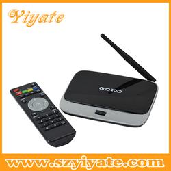 RK3188 Quad Core Android 4.2 2GB 8GB TV Stick with Remote Control CS918 digital tv receiver set top box
