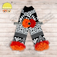 Hot Sale Colorful solid color baby leg warmers