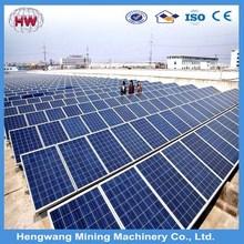 High efficiency 150W 12V solar panel