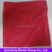 OEM high quality personalized cheap wholesale 100% cotton face towel/hand towel