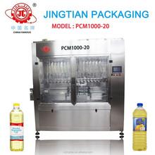 PCM1000-20L Automatic Economical Type 1Liter Edible Oil Filling Machine / Filler