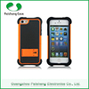 New case mold for iphone 5 case for various mobile phone with handle stand function 3 in 1 dual layer case packaging