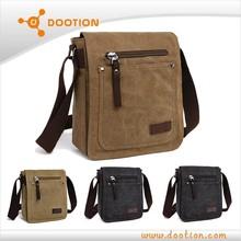 cross strap canvas messenger bag men