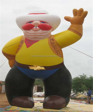 Inflatable advertising product,inflatable cartoon model advertisement,Custom inflatable cartoon character model