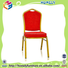 Hot sell cheap iron hotel banquet chair HLY-IR001