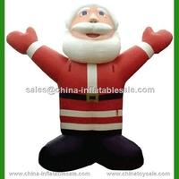 "96"" New airblown Santa Claus/Christmas santa/ inflatable Christmas product"