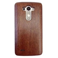 Original 100% Pure Wood Case for LG G3 Factory Price
