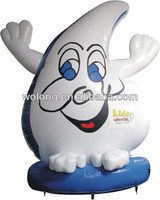Inflatable cartoon toy, inflatable tire advertising