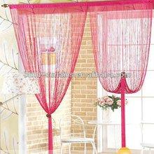 Beleza simples cortinas da corda