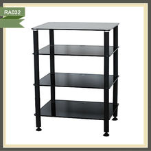 glass tv stand design teak wood tv cabinet rooms to go RA032