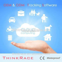 Advanced Server Software Tracking System for Taxi