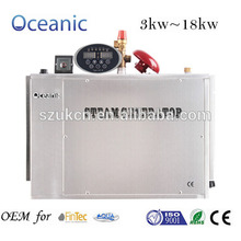 8kw Power Saving Domestic Steam Generator in Steam Rooms