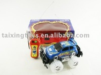 2CH RC CAR WITH LIGHT AND MUSIC