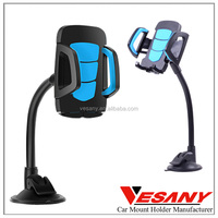vesany full newest security durable plastic cellphone holder for mobile phone samsung s3 s4 s5 HTC