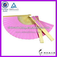 Environmental Wedding Ideas Lucky Bamboo Portable Handheld Fan