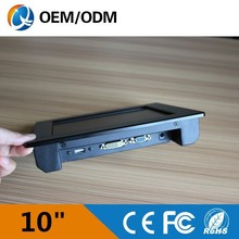10 inch professional LCD monitor with USB DVI VGA Interface