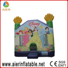Princess commercial jumping castles sale kids jumping castle