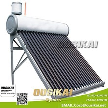 Compact solar water heater,solar power system