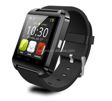 Popular android bluetooth smart watches for smart phone with sync call and notification