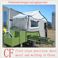 heavy duty off road rear folding camper trailer for sale
