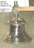 antique brass table bells