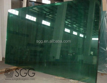 4mm~12mm building elevation tempered glass