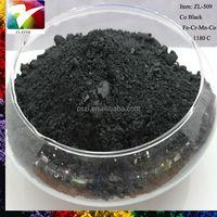 Ceramic colour 1180C Co black ceramic pigment