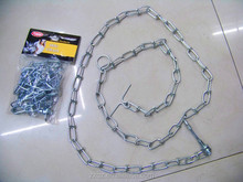 DIN5686 Knotted Dog Collar Chain