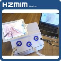 laparscopic suturing training, medical simulator, medical simulation