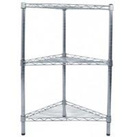 best selling Kitchen shelf rack/Stainless steel wire shelf