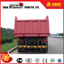 Chinese 340PS 20ton Euro 3 SINOTRUK HOWO Off Road Rock Sand Stone 6WD Rear Dumper Vehicle