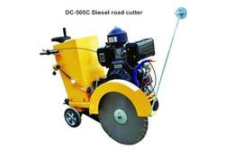 diesel engine electric concrete cutter