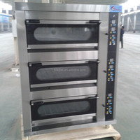 bakery machine electric oven deck oven professional electric oven