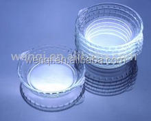 """for baking pie and pizza 7"""" round pyrex glass baking dish"""