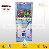 Wholesale price capsule gashapon toys vending machine in coin operated from GZ