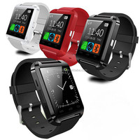 Factory price Bluetooth 4.0 U8 smart watch