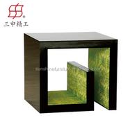 new design coffee table /costco coffee table/ panel coffee table