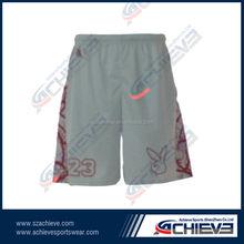 custom sublimated professional basketball Short
