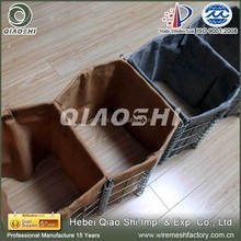 welded wire mesh china hesco barrier cell