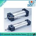 compact china pneumática cilindro